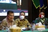 Jusuf Kalla: Pada dasarnya semua konflik bisa diselesaikan dengan damai