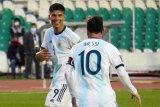 Kualifikasi Piala Dunia, Argentina menang 2-1 lawan Bolivia