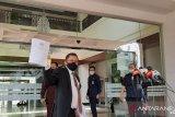 Naskah final UU Cipta Kerja akhirnya sampai di Istana, diantar Sekjen DPR