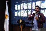 Setahun Pemerintahan Jokowi-Ma'ruf, Hipmi: pemerintah berupaya tingkatkan investasi
