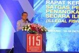 Menteri KKP Edhy: Satgas 115 beroperasi di wilayah rawan pencurian ikan