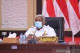 Gubernur Sulawesi Tenggara wakili APPSI bicara di Rakor UU Ciptaker