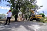 Pemkot Palu mulai rehabilitasi sejumlah infrastruktur jalan arteri sekunder