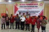 Gubernur ajak kandidat Pilkada Papua Barat jaga keamanan