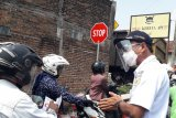 Kurangi angka kecelakaan KAI lakukan sosialisasi keselamatan di perlintasan sebidang