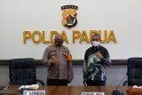 Anggota DPR RI Yan Mandenas bertemu Wakapolda Papua bahas isu kekinian