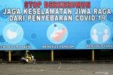 Kepatuhan pada protokol kesehatan di  Sumatera dan Papua paling rendah