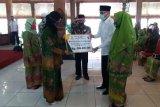 Baznas Temanggung bantu dana plesterisasi 500 rumah warga miskin