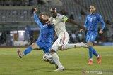 Romelu Lukaku cetak dwigol amankan kemenangan 2-1 Belgia atas Islandia