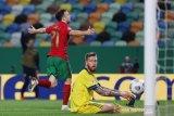 Portugal gilas Swedia 3-0 di Nations League