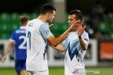 Slovenia dan Belarusia rebut puncak klasemen masing-masing di Divisi C