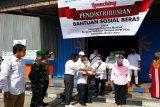 2.491 KPM PKH Barito Utara kembali menerima bansos beras