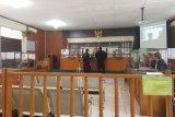 Sidang Pledoi,  Pengacara mohon Hakim bebaskan Amril Mukminin