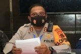 Kapolresta Jayapura imbau personel cuci tangan tiap beraktivitas