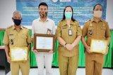 Dua desa di Kapuas dapat penghargaan Proklim dari KLHK