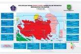 Penderita COVID-19 di Batam tembus angka 2.000