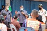 Hari ini Kamis (15/10) sebanyak 105 warga Batam terjaring razia masker