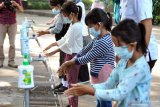Survei UNICEF: Baru 31 persen warga yang lakukan 3M sekaligus
