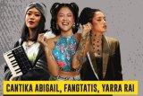 Cantika Abigail, Yarra Rai siap ramaikan konser daring