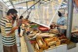 Penerapan protokol kesehatan di pasar