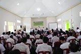 Pj Bupati Pesisir Barat hadiri acara sosialisasi kinerja ASN Dinas Pendidikan dan Kebudayaan