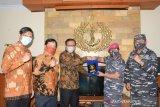 PLN tingkatkan sinergi TNI-AL dukung pembangunan di Sulut