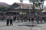 Polda Sulawesi Utata gelar simulasi pengamanan Pilkada