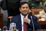 Menhan Prabowo jelaskan rencana strategis pertahanan  di Raker Komisi I