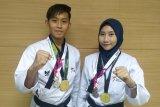 Mahasiswa Udinus Semarang sabet emas di kejuaraan Poomsae virtual internasional