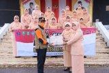 DWP Bengkalis terima bantuan 2.000 Masker dari Satgas COVID-19