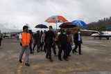 Komisi I DPR RI kunjungi Kabupaten Puncak cek pembangunan akses komunikasi