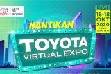 Toyota Virtual Expo kembali hadir mulai hari ini