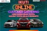 Hasjrat Toyota kembali gelar online customer Gathering