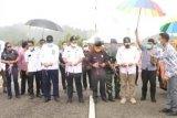 Pembangunan jalan Pelabuhan Belang-belang  Mamuju telan dana Rp19,2 miliar