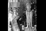 Aktris Nikita Willy dan Indra Priawan resmi berstatus suami-istri