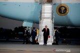 Cuitan akun kampanye Trump dibatasi Twitter