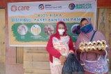 YCP - ROA Sulteng bantu kebutuhan pangan penyintas gempa Palu
