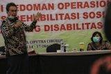 Kemensos: Peraturan tentang Asistensi Rehabilitasi Sosial tinggal harmonisasi