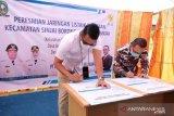 PLN Sulselrabar alirkan listrik ke tujuh desa di Kabupaten Sinjai