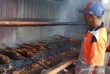 RPHP Papua Aman Bahari Sorong produksi ikan asap