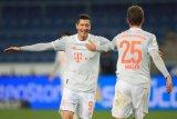 Mueller, Robert Lewandowski ukir dua gol saat Bayern pukul Arminia 4-1