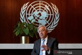 COVID-19 batalkan pertemuan tatap muka di markas besar PBB
