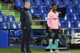 Ronald Koeman keluhkan pemain Getafe kurang rasa hormat