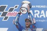 Rins tampil sensasional untuk juarai GP Aragon