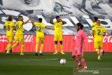 Madrid dipermalukan tim promosi Cadiz