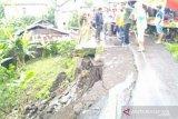 BPBD Minahasa Tenggara menyiagakan posko bencana