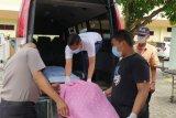 Demam karena bisul terus membesar, tersangka kasus narkoba meninggal di rumah sakit