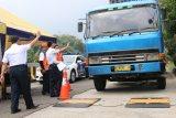 Dinas Perhubungan OKU tertibkan belasan  kendaraan ODOL
