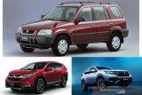 Rayakan 25 tahun Honda CR-V, tipe LX hingga mesin hybrid