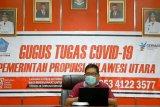 Angka kesembuhan pasien COVID-19 di Sulut capai 84,4 persen